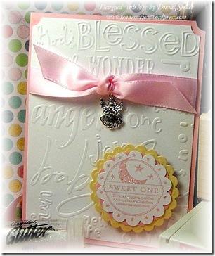 Baby Girl Card 027
